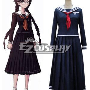 Costumi Fashion Ezcosplay Dangan Ronpa Touko costume cosplay Fukawa