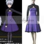 costume cosplay Yin Darker Than nero