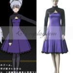 costume cosplay Yin Darker Than nero