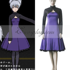 Costumi Fashion Ezcosplay costume cosplay Yin Darker Than nero