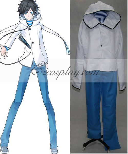 Costumi Fashion Ezcosplay Devil Survivor Hibiki Kuze costume cosplay