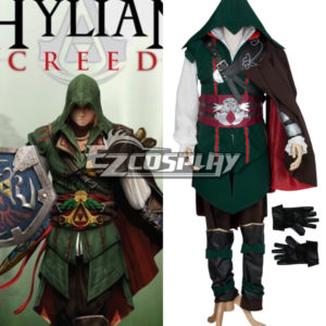 Costumi moda Ezcosplay costume cosplay Creed versione semplice di Hylian Creed Assassin '