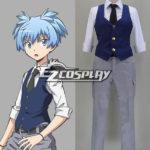 Assassinio aula Shiota costume cosplay Nagisa