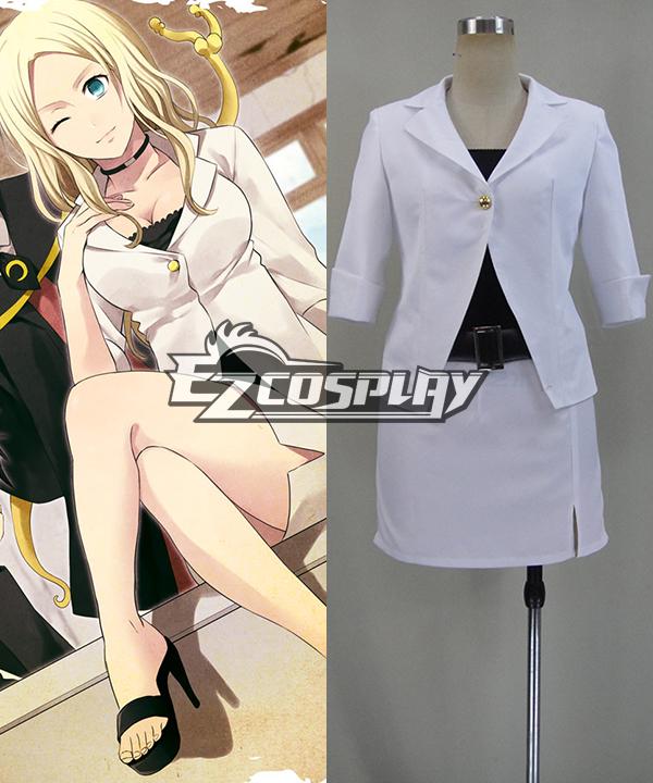 Costumi moda Ezcosplay Assassinio aula Ansatsu Kyoshitsu Irina Yelavich Vich costume cosplay Cagna