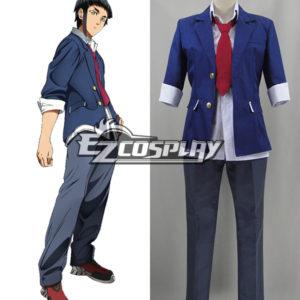 Costumi moda Ezcosplay Aquarion Logos Akuerion Rogosu Akira costume cosplay Kaibuki