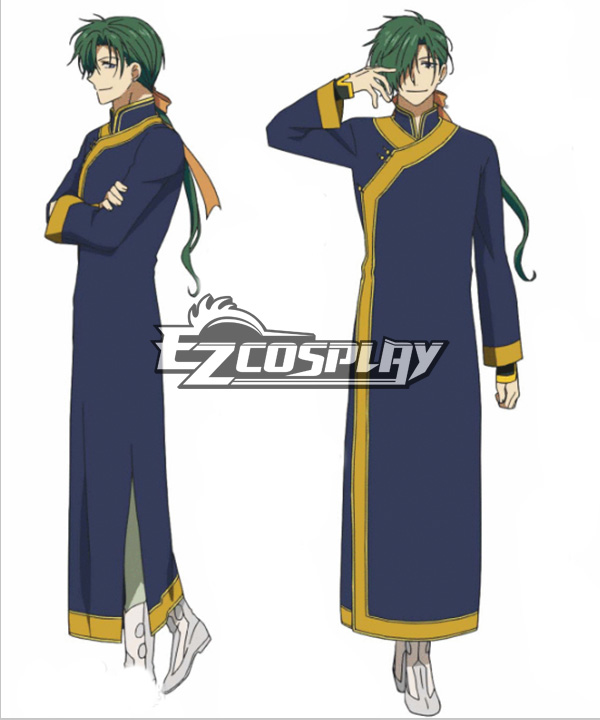 Costumi Fashion Ezcosplay Akatsuki nessun costume cosplay Yona Jae Ha Jeha