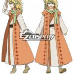 Akatsuki non Yona costume cosplay Zeno