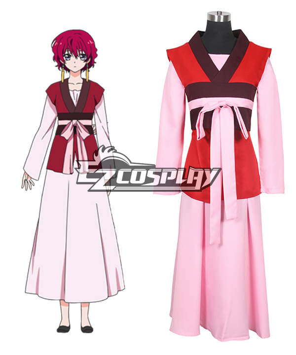 Costumi Fashion Ezcosplay Akatsuki non Yona Yona costume cosplay