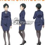 Aldnoah Zero Darzana Magbaredge Kaoru costume cosplay Mizusaki