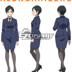 Costumi moda Ezcosplay Aldnoah Zero Darzana Magbaredge Kaoru costume cosplay Mizusaki