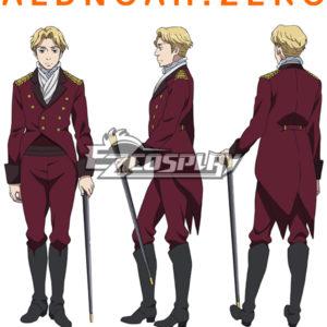 Costumi Moda Ezcosplay Saazbaum costume cosplay Cruhteo Aldnoah Zero