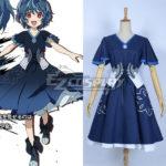 nero pallottola Hiruko costume cosplay Kohina