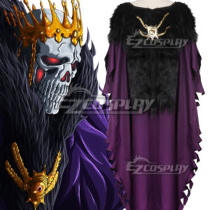 Costumi Fashion Ezcosplay Bleach Baraggan Louisenbairn costume cosplay Robes