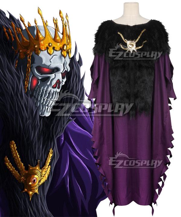 Costumi Fashion Ezcosplay Bleach Baraggan Louisenbairn costume cosplay Robes
