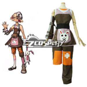 Costumi Moda Ezcosplay Borderlands 2 costume cosplay piccolo Tina