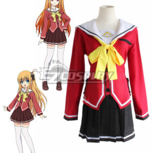 Costumi Fashion Ezcosplay Charlotte Yusa Nishimori costume cosplay Misa