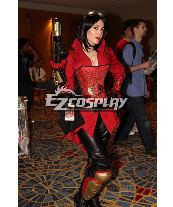 Costumi Fashion Ezcosplay baronessa Da GI Joe Cosplay