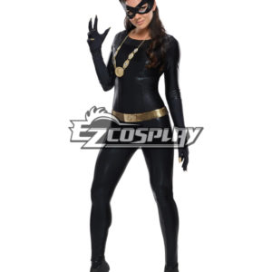 Costumi Moda Ezcosplay costume cosplay Catwoman dallo show tv 1966 di Batman