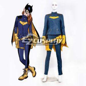 Costumi Fashion Ezcosplay Batgirl 2014 riprogettazione costume cosplay Versione