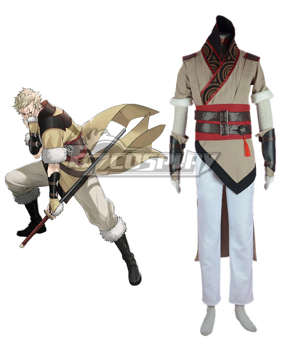 Costumi Fashion Ezcosplay Fire Emblem Awakening costume cosplay Owain