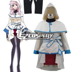 Costumi Moda Ezcosplay Calcestruzzo Revolutio Konkuriito Reborutio Choujin Gensou Kino costume cosplay Emi