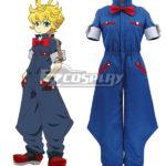 Calcestruzzo Revolutio Konkuriito Reborutio Choujin Gensou Fuu costume cosplay Routa