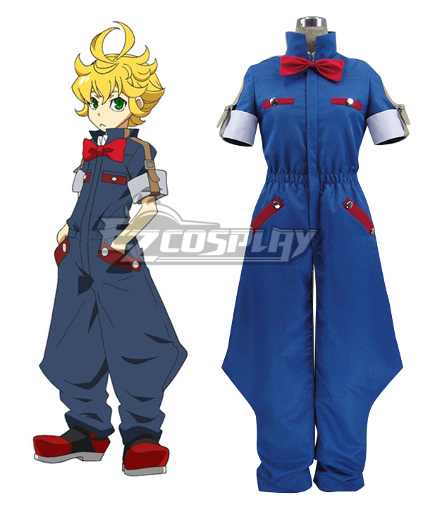Costumi moda Ezcosplay Calcestruzzo Revolutio Konkuriito Reborutio Choujin Gensou Fuu costume cosplay Routa