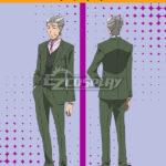 Calcestruzzo Revolutio Konkuriito Reborutio Choujin Gensou Akita costume cosplay Daishi