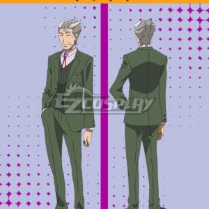Costumi moda Ezcosplay Calcestruzzo Revolutio Konkuriito Reborutio Choujin Gensou Akita costume cosplay Daishi