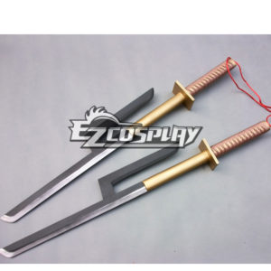 Costumes Fashion Ezcosplay Bleach Ukitake cosplay spada
