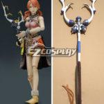 Final Fantasy XIII Oerba Dia Vanille Cosplay
