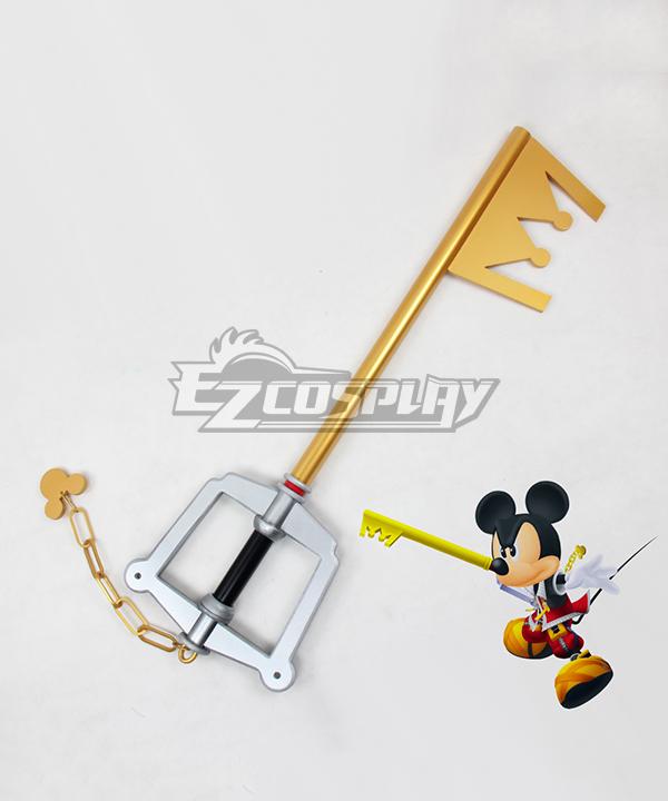 Costumi Moda Ezcosplay Kingdom Hearts Sora Cosplay Nuova arma
