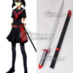 Akame ga KILL! Kurome Spada Arma Cosplay