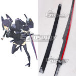 Kantai Light Collection Cruiser Tenryuu Spada Arma Cosplay