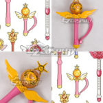 Sailor Moon Minako Aino Venus Sailor Venus Accessori Cosplay Prop