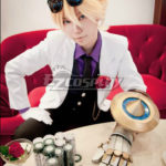 League of Legends prodigo Explorer Debonair Ezreal Cosplay Prop
