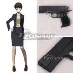 Psycho-Pass Tsunemori Akane Gun Arma Cosplay Prop