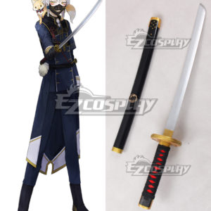 Costumi moda Ezcosplay Touken Ranbu online Nakigitsune Swords Cosplay Prop