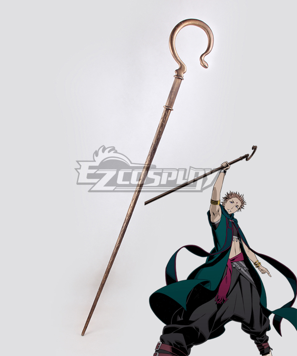 Costumi Fashion Ezcosplay Unlight Gustave Staves Cosplay Prop