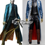 Devil May Cry 3 III Vergil Full Set costume cosplay