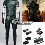 DC Comics Freccia Verde Stagione 4 Oliver costume della regina Cosplay