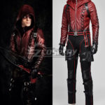 DC Comics Freccia Verde Roy Harpe Red Arrow costume cosplay