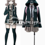 Carino Chiaki Nanami Super costume cosplay Ronpa Dangan