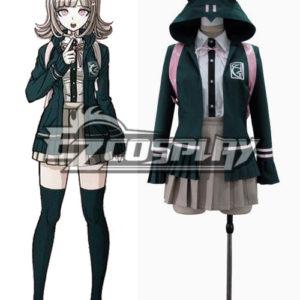 Costumi moda Ezcosplay Carino Chiaki Nanami Super costume cosplay Ronpa Dangan