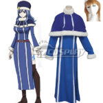 Fairy Tail Juvia costume cosplay Lockser