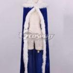 Saber costume cosplay Mantello Zero Destino