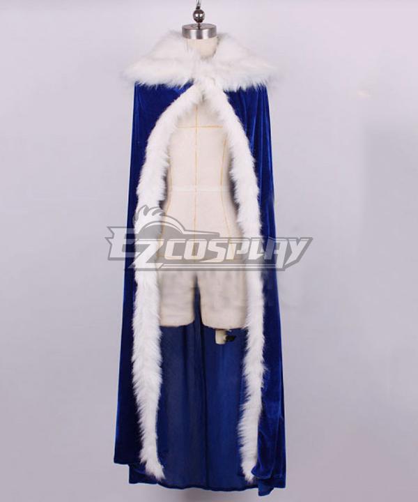 Costumi Fashion Ezcosplay Saber costume cosplay Mantello Zero Destino