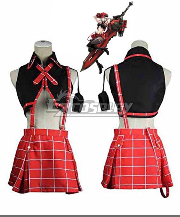 Costumi moda Ezcosplay God Eater Alisa Ilyinichna Omela costume cosplay Jinki