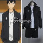Haikyu !! Costume cosplay uniforme Shoyo Hinata Karasuno Liceo