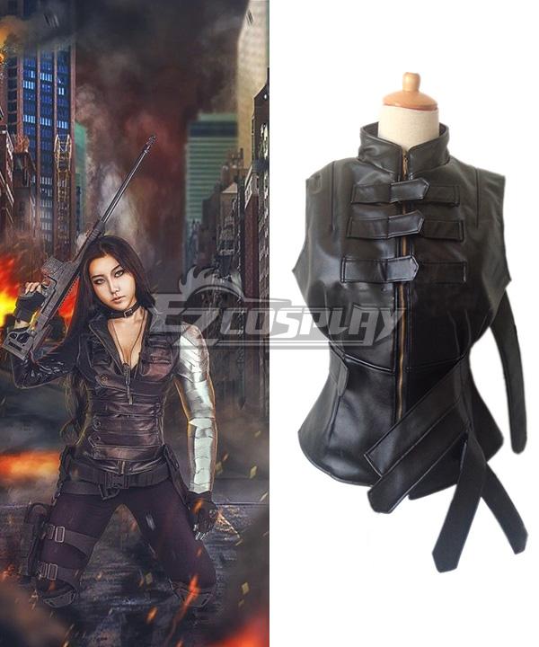 Costumi Moda Ezcosplay Marvel Comics Capitan America 2 Winter Soldier costume cosplay Vest